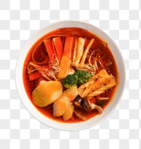 火锅冒菜图片