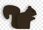 扁平松鼠图片