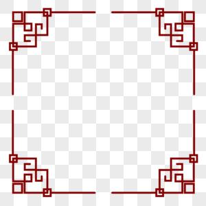 复古中国风边框图片