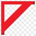 三角形标签图片