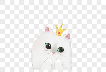 猫咪手账素材图片