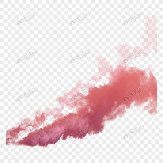 红色云烟图片