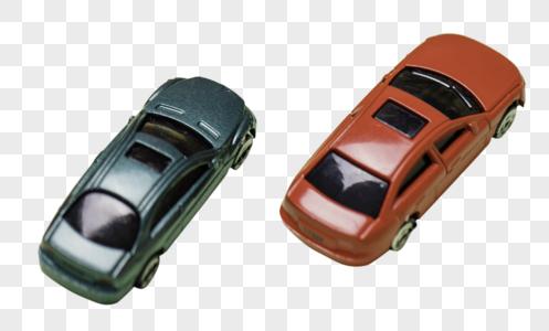 微观世界小汽车进城图片