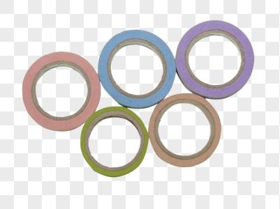 办公用品的微观世界奥运会图片