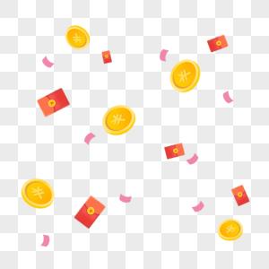金币红包图片