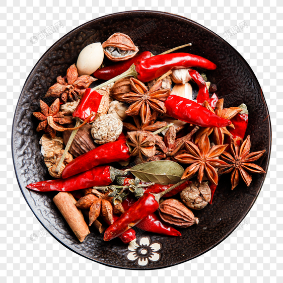 小龙虾佐料图片