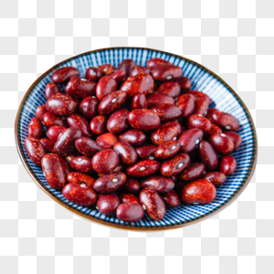 红色豆子图片