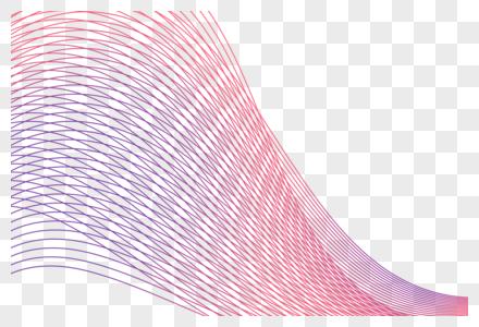 网状科技感线条图片