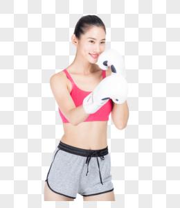 运动健身美女图片图片