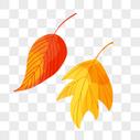 秋季叶子图片