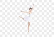 芭蕾舞女生图片