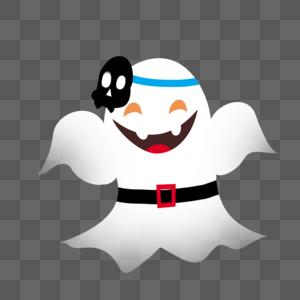万圣节幽灵图片