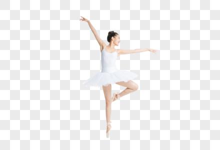 芭蕾舞动作图片