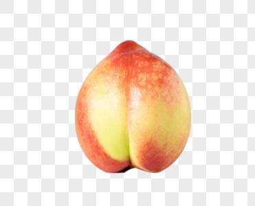一个桃子图片