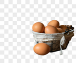 一箩筐鸡蛋图片