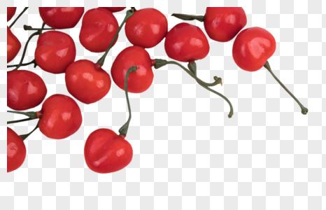 仿真水果樱桃图片