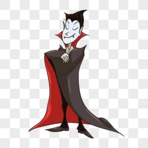 万圣节吸血鬼图片