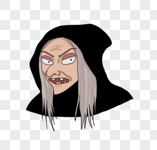 邪恶的巫婆图片