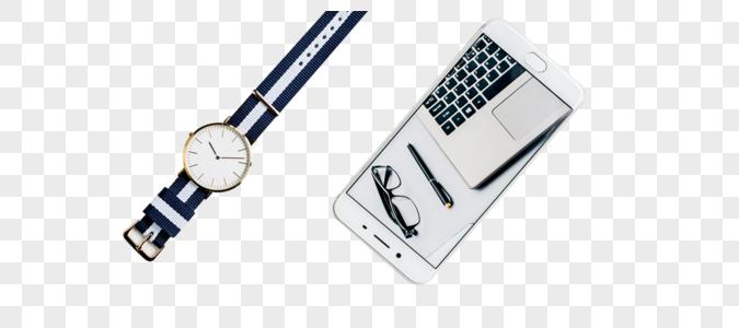 手表与手机图片