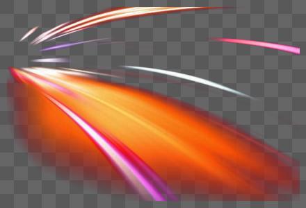 发光直线 素材_速度元素_免抠素材_PNG图片下载-摄图网