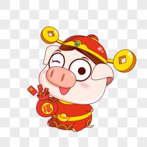猪小福图片