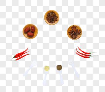 厨房调料调味品图片