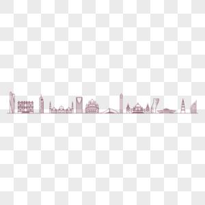广州城市素材图片