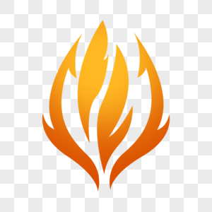 卡通火焰矢量元素图片
