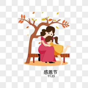妈妈和女儿图片