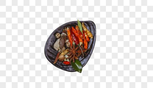 食材配料图片