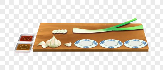 葱姜蒜图片