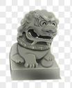 石头狮子图片