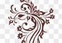 欧式花纹元素图片