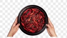 火锅辣椒图片