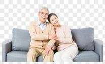 恩爱老年夫妻生活图片