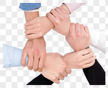 团结协作图片