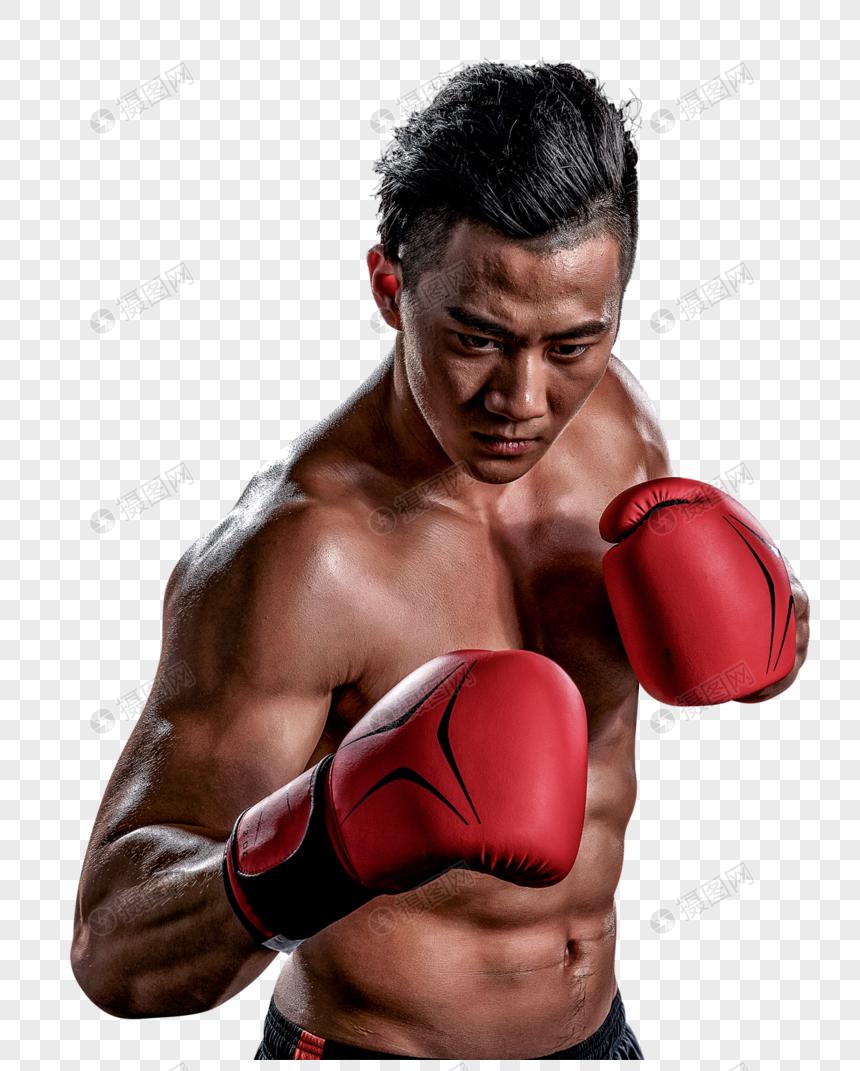 拳击运动图片