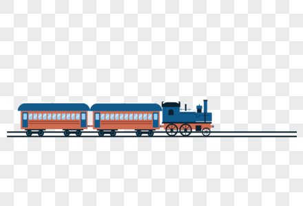 回家的火车图片