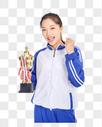 高中生女高中生获奖图片