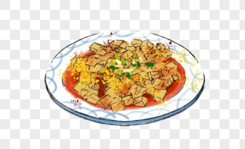 年夜饭麻婆豆腐图片