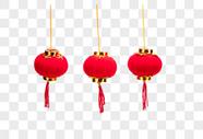 三个红灯笼图片