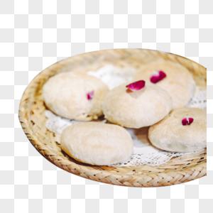 云南鲜花饼图片