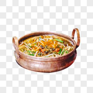 云南韭菜花米线图片