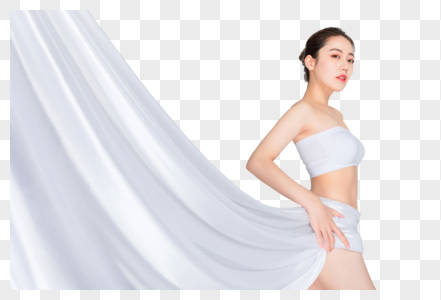 减肥瘦身女性形体图片