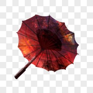 油纸伞图片