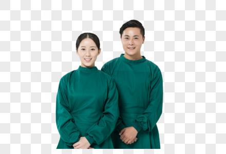 手术医生形象图片