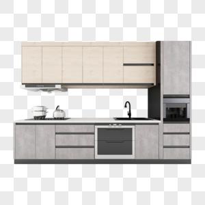 厨房家具图片