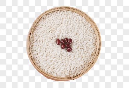 一碗糯米图片