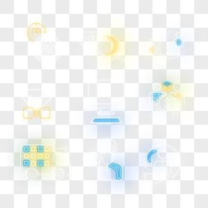 商务金融图标元素图片