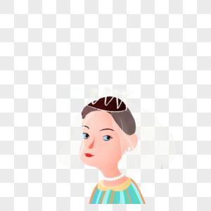 女生标志图片符号妹妹林型的女生图片